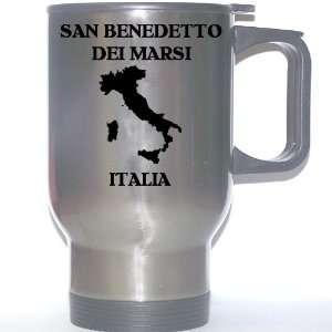 Italy (Italia)   SAN BENEDETTO DEI MARSI Stainless Steel