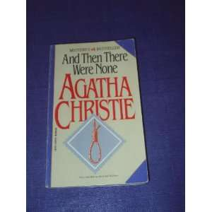None (also published as Ten Little Indians) Agatha Christie Books