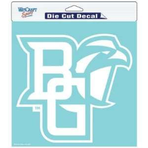State University Die cut deccal 8x8