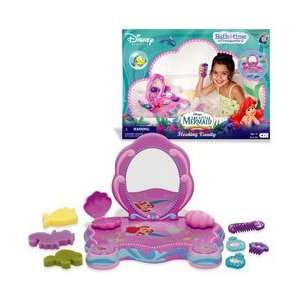 Little Mermaid Floating Vanity Toys & Games