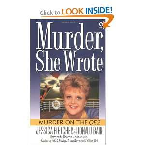 Murder She Wrote (9780451192912): Jessica Fletcher, Donald Bain: Books