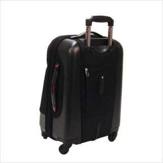 Olympia Dallas 3 Piece Luggage Set Black HF 2000 3 BK 034828202940