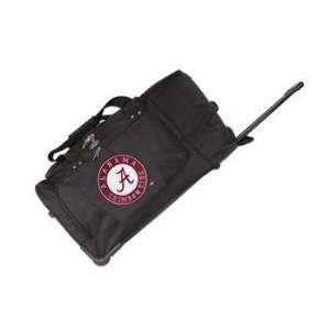 Alabama Crimson Tide UA NCAA 27 Rolling Duffel Bag