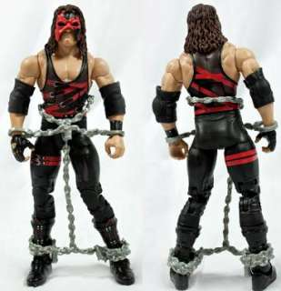 MASKED KANE RINGSIDE EXCLUSIVE WWE TOY WRESTLING FIGURE