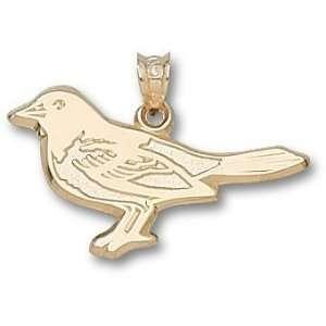 Baltimore Orioles Bird 5/8 Charm/Pendant Sports