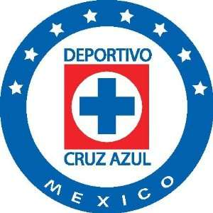 Cruz azul Mexico football sticker / decal: Everything Else