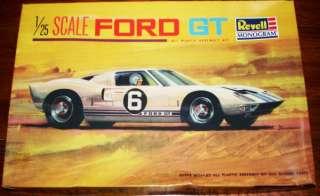 Revell Monogram 125 Ford GT #565