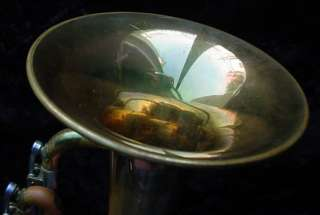 Ambassador Olds TRUMPET vintage Musical Instrument Band Horn