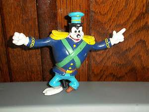 DISNEYS GOOF TROOP MICKEY MOUSE PETE THE MAIL MAN BEND EMS BENDY PVC