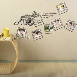 DIY Decorative Wall Paper&Art Sticker Frame ML114