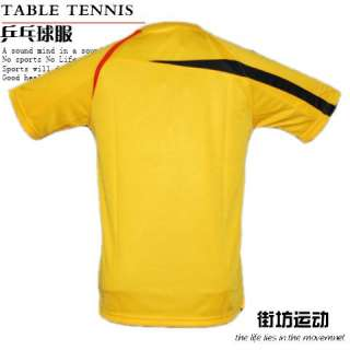 NEW Butterfly Men Badminton/Table Tennis T Shirt BW807