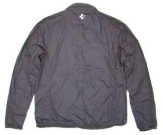 RALPH LAUREN RLX City Tech gray nylon windbreaker jacket S NWT