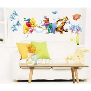 Winnie The Pooh Tigger Wall Sticker Decal for Baby Nursery