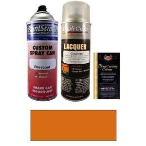 12.5 Oz. Hemi Orange Pearl Spray Can Paint Kit for 2010 Dodge Caliber