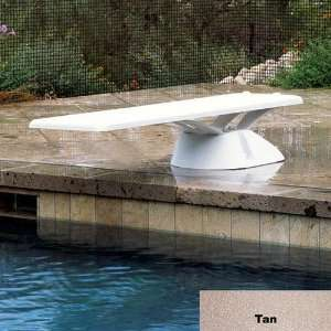 Interfab EDGE6 7 6 EdDiving Board and Stainless Steel