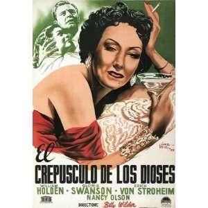 Erich von Stroheim)(Nancy Olson)(Buster Keaton)(Jack Webb): Home
