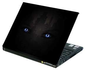 Dark Night Eyes Laptop Notebook Protective Skin 10 16