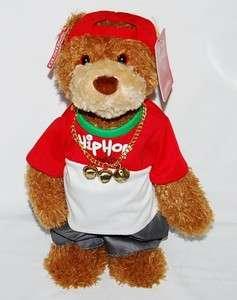 Hop Randy Bear Singing Dancing Moves & Groves To Jingle Bells