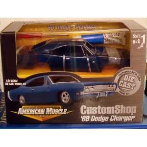 #30286 Ertl American Muscle Custom Shop 69 Dodge Charger