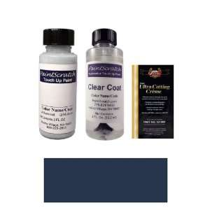 2 Oz. Carbon Gray Pearl Metallic Paint Bottle Kit for 2004