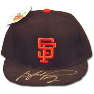 Gaylord Perry San Francisco Giants Autographed Hat Sports