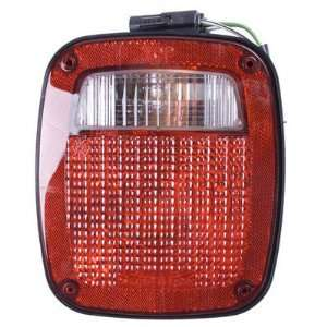 Rugged Ridge Jeep YJ TJ Wrangler Brake Taillight Tail