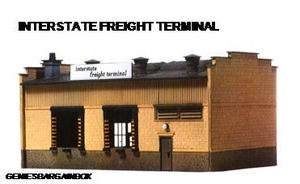 INTERSTATE FREIGHT TERMINAL Kit gbb ihc Model Power New Sealed
