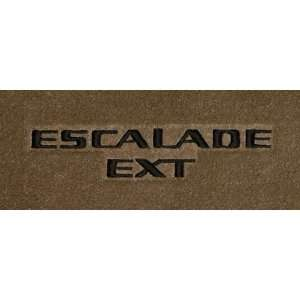 Logo 2007 2011 Cadillac Escalade EXT Luxury 2 Pc Front Mats Luxury