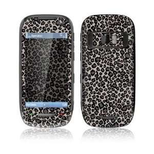 Grey Leopard Decorative Skin Cover Decal Sticker for Nokia