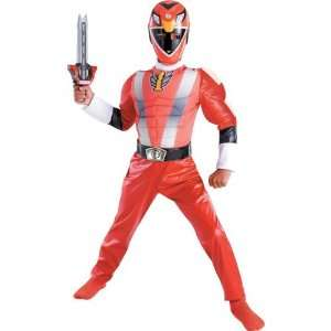 Power Ranger RPM Red Ranger Classic Muscle Child Halloween