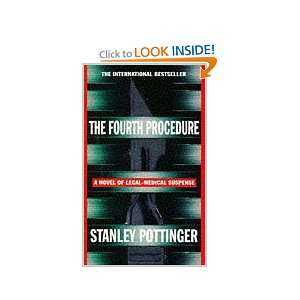 Fourth Procedure (9780340657546) Stanley Pottinger Books