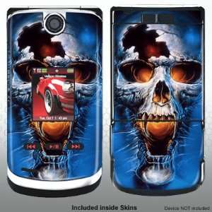 LG VX8600 scary skull Skin 48068: Everything Else