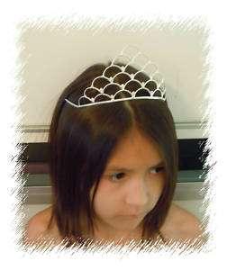 Tiara Kid Girl Crowns Corona Nina WEDDING QUINCEANERA
