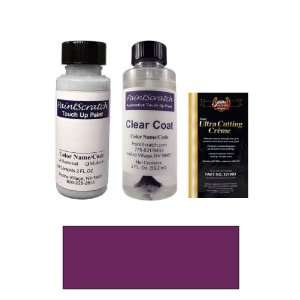 2 Oz. Royal Plum Pearl Metallic Paint Bottle Kit for 1995