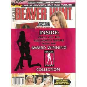 BEST OF BEAVER HUNT #50 HUSTLER MAGAZINE Books