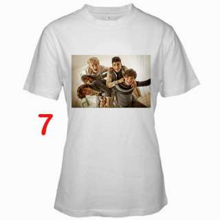 One Direction Fans T Shirt S 2XL   Assorted Style