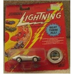 Edition Silver Custom Mako Shark Collectible Car Toys & Games
