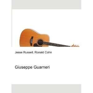 Giuseppe Guarneri Ronald Cohn Jesse Russell Books