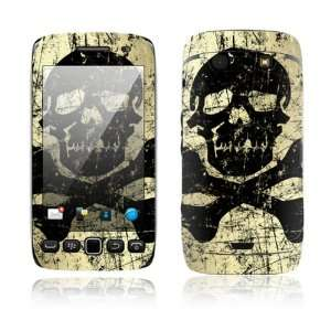 Graffiti Skull and Bones Design Decorative Skin Cover Decal Sticker