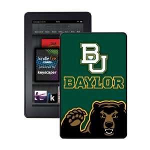 Baylor Bears Kindle Fire Case Electronics