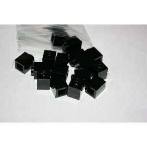 Lego 1 X 1 Black Brick ~ Accessory Bulk Bricks ~ Lot of