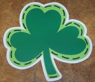 St. Patricks Day Vinyl Placemats 4 Styles U Pick NEW Fast Ship