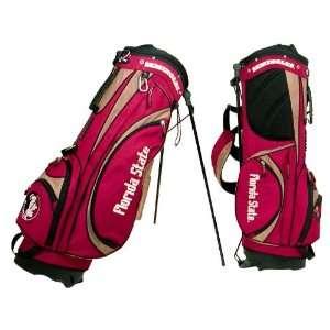 FSU Florida State Seminoles Golf Stand Bag  Sports