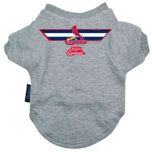 St. Louis Cardinals Dog Shirt