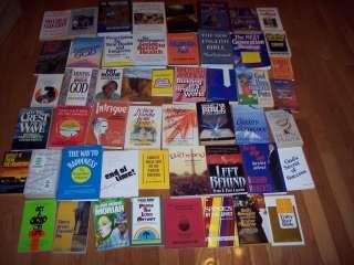 HUGE Lot 421 Christian books FAITH Teaching Vintage OOP Sermons