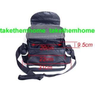 Premium SLR DSLR Camera Case Bag For Nikon D7000 D5100 D5000 D3100