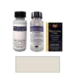 Oz. Satin Metal Silver Metallic Paint Bottle Kit for 2012 Kia Optima