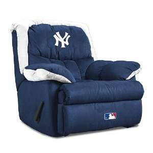 Baseline New York Yankees Home Team Recliner