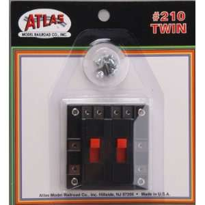Atlas Model   Twin Electrical Control (Trains) Toys