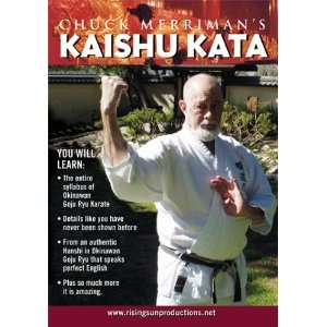 com Goju Kaishu Kata Hanshi Chuck Merriman, Y. Ishimoto Movies & TV